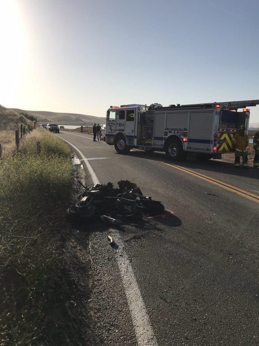 foxen canyon road crash 1
