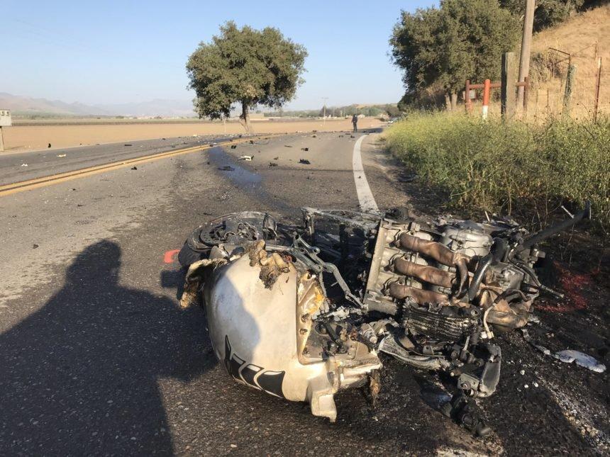 foxen canyon road crash 3