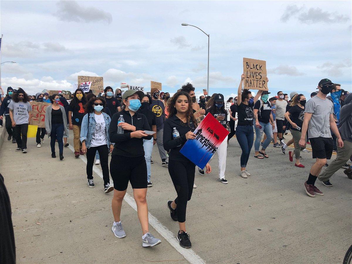 Oxnard protest