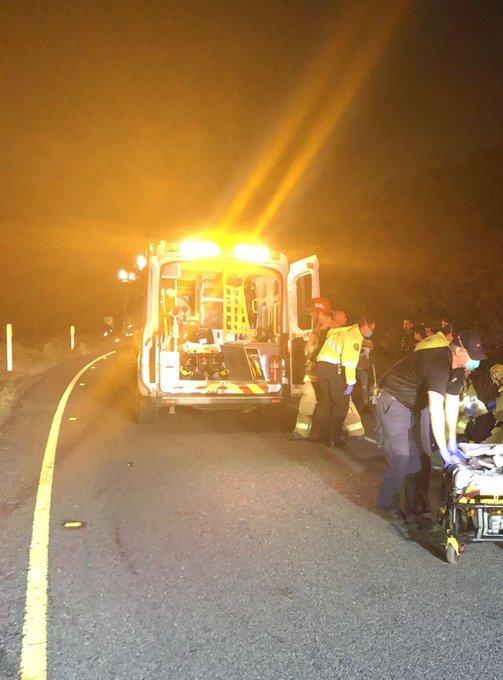 sm donovan motorcycle crash 1