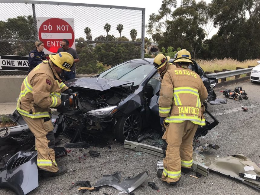 turnpike crash 3