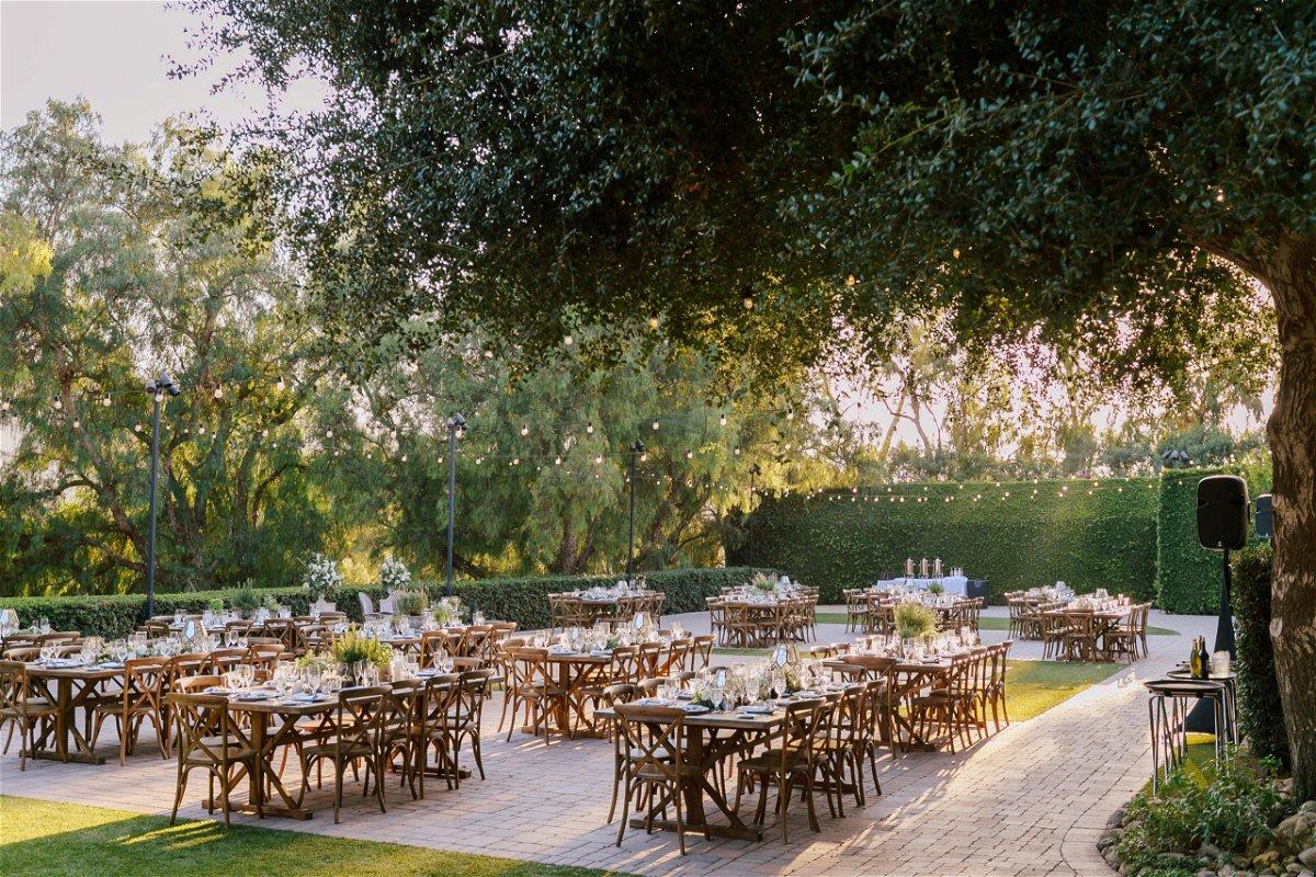 Maravilla Garden wedding venue