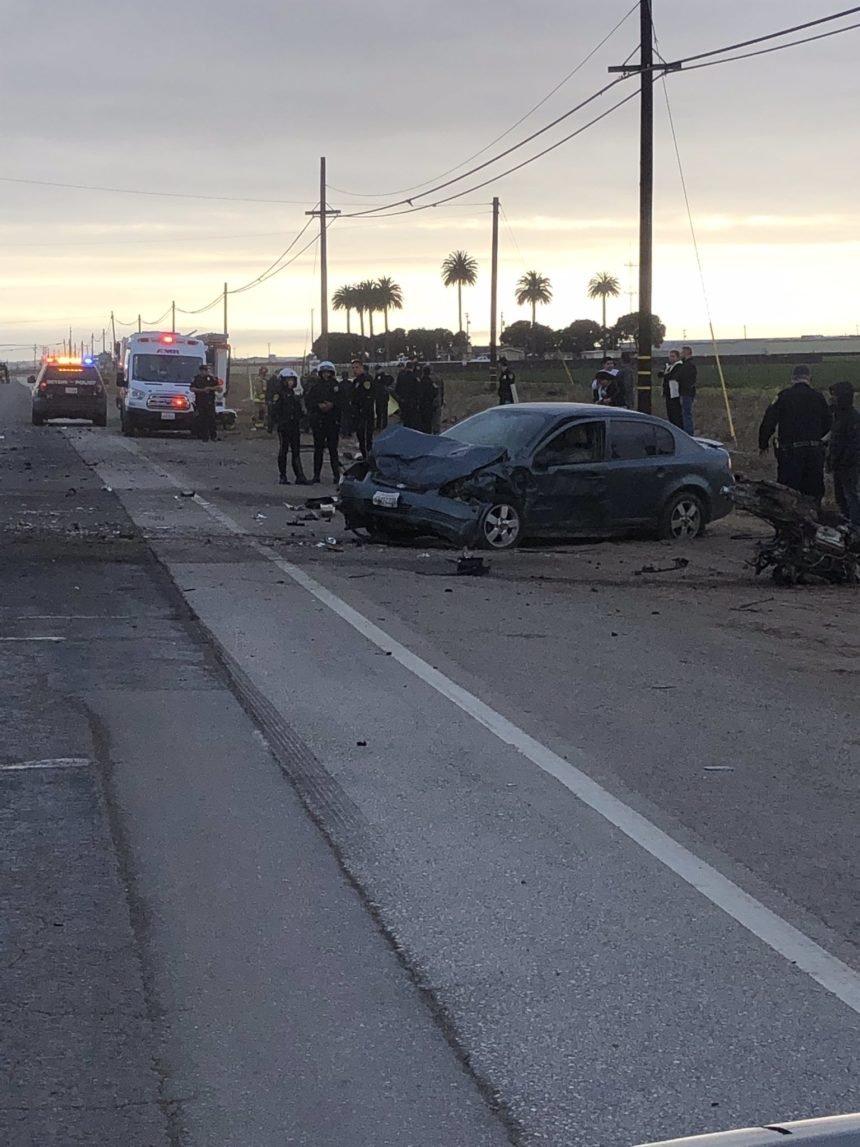 west main street sm crash 2