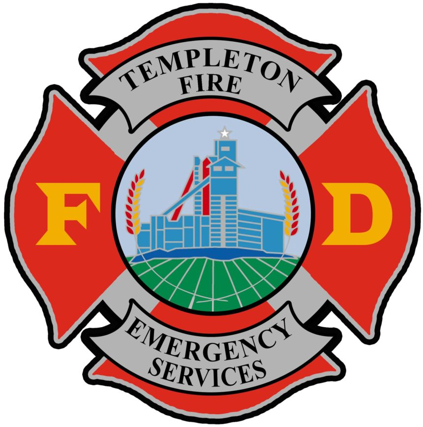 templeton fire and emergency services logo