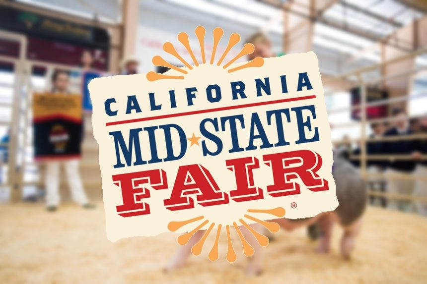 Mid-State Fair Livestock