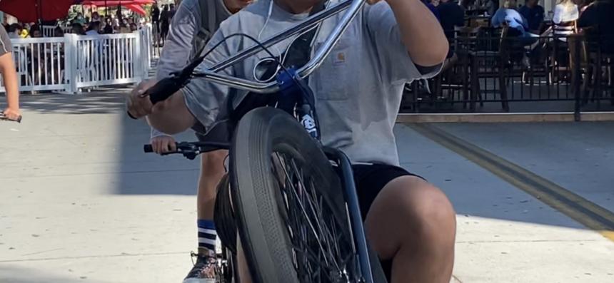 Reckless rider 1