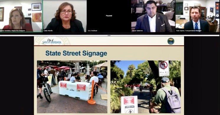SB City Council discusses masks