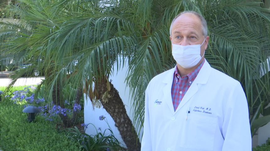 """""""I'm extraordinarily involved"""": Cottage Health infectious illness professional delivers warning to SB County forward of vacation weekend - KEYT thumbnail"""