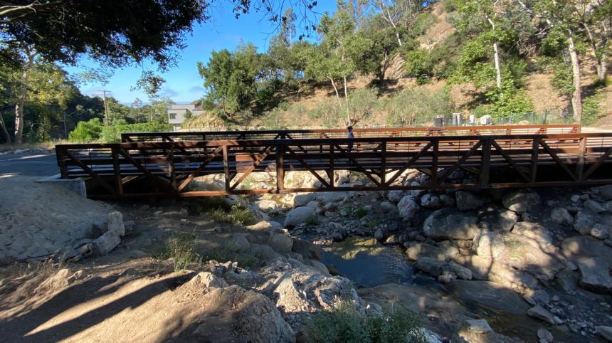 Montecito bridge