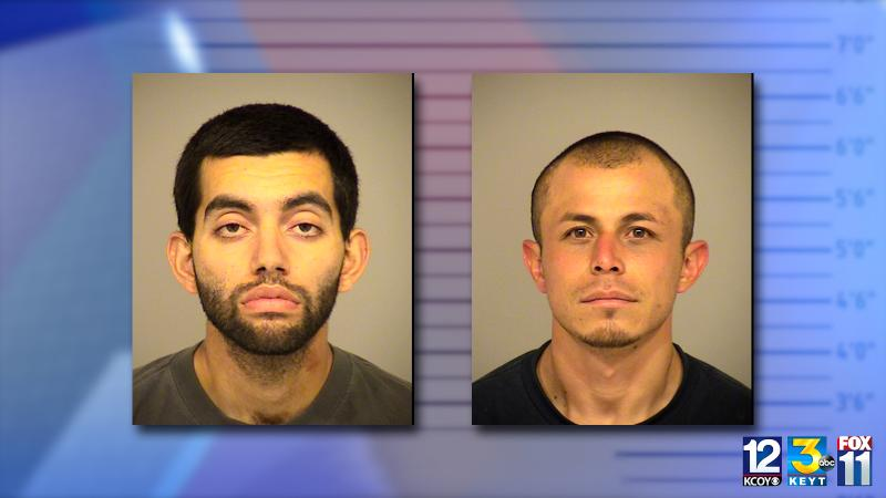 residential burglary suspects