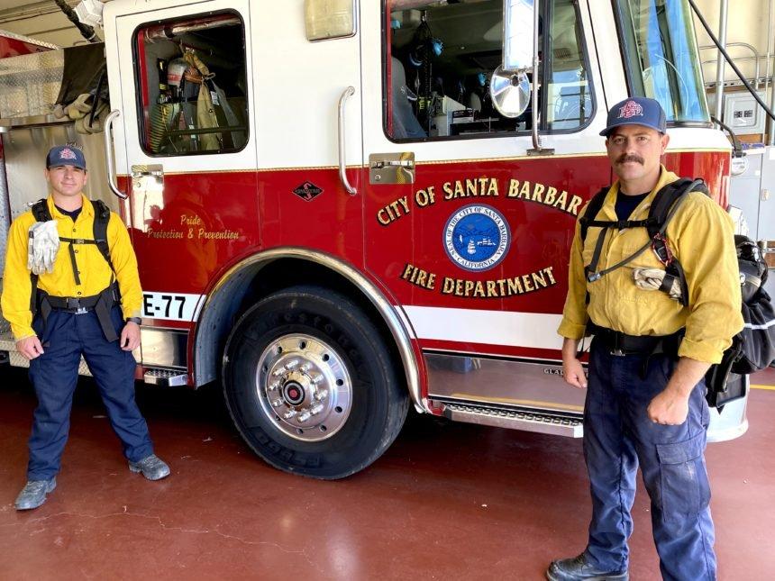 Santa Barbara City Firefighters
