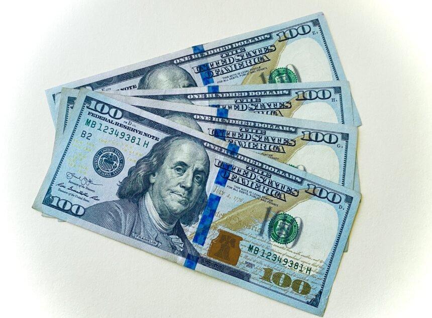 $400 cash