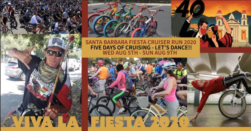 Fiesta Cruise run 2020