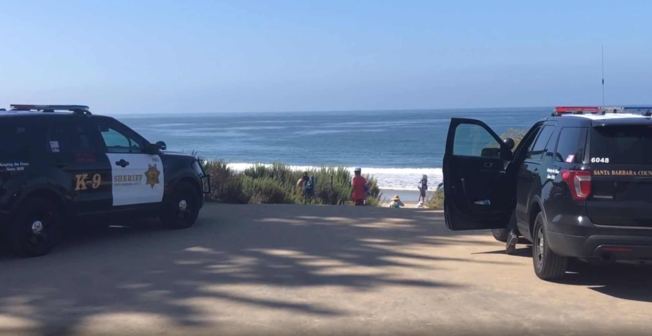 Deputies searching for suspect after attempted robbery near Ellwood Bluffs in Goleta - NewsChannel 3-12