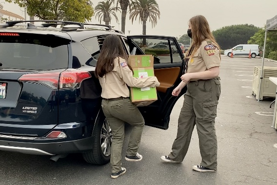 Food Share drive