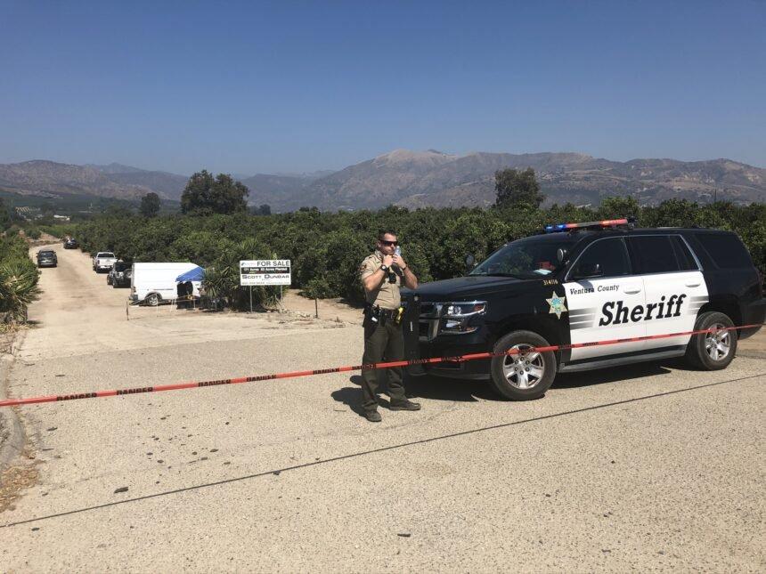 VTA County investigating dead body in Fillmore