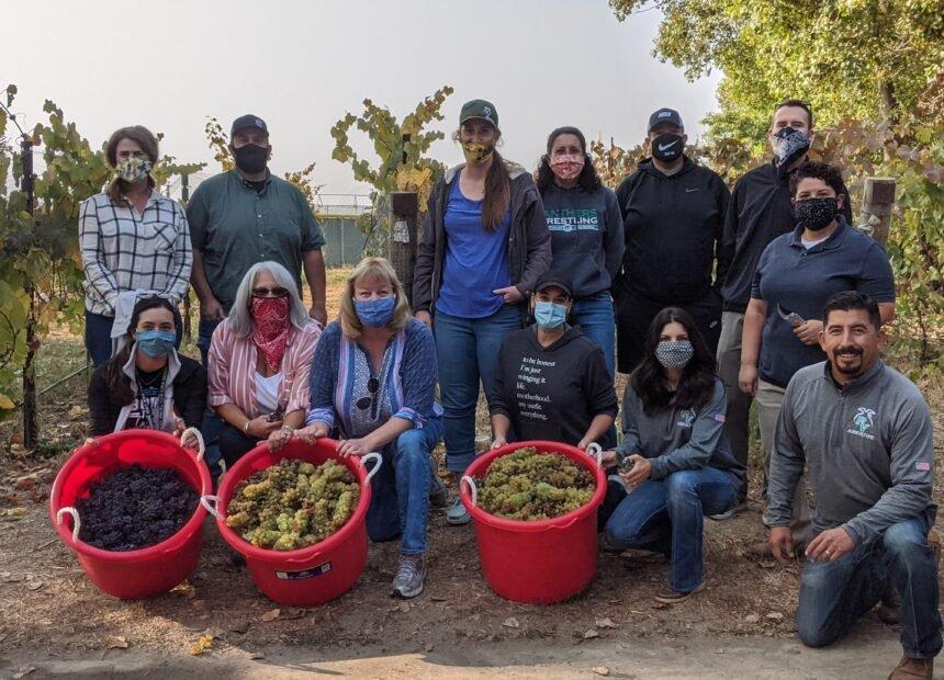 2020 Pioneer Valley Harvest Crew