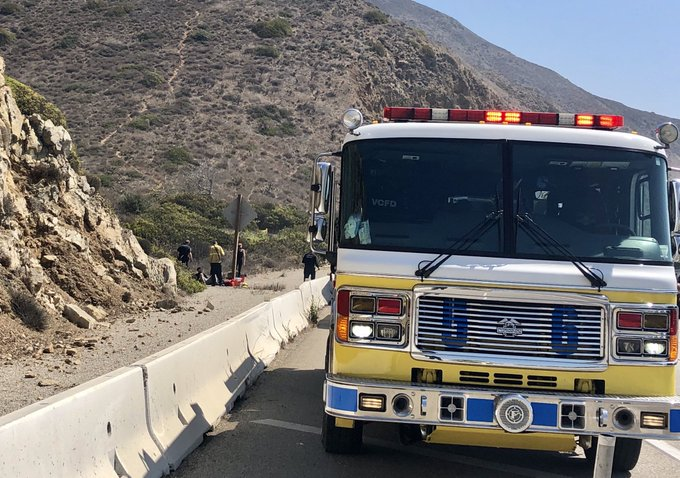 hiker not enough water rescue