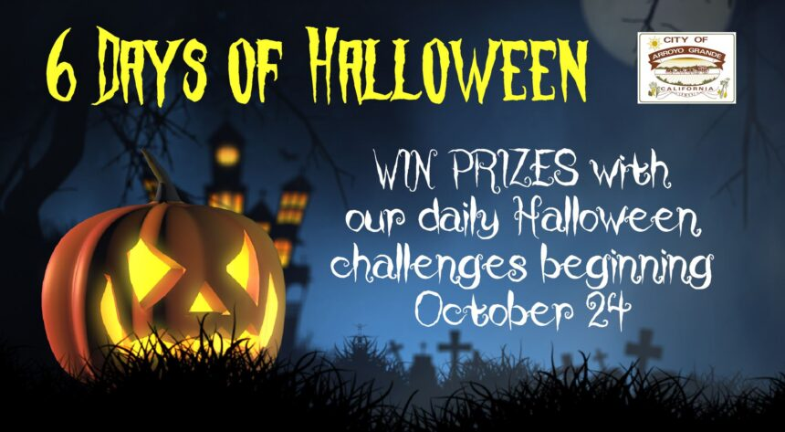 Halloween Events San Luis Obispo County 2020 Arroyo Grande announces Halloween events for kids, adults and