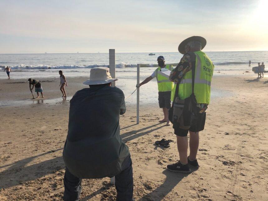 Carpinteria Beach Survey