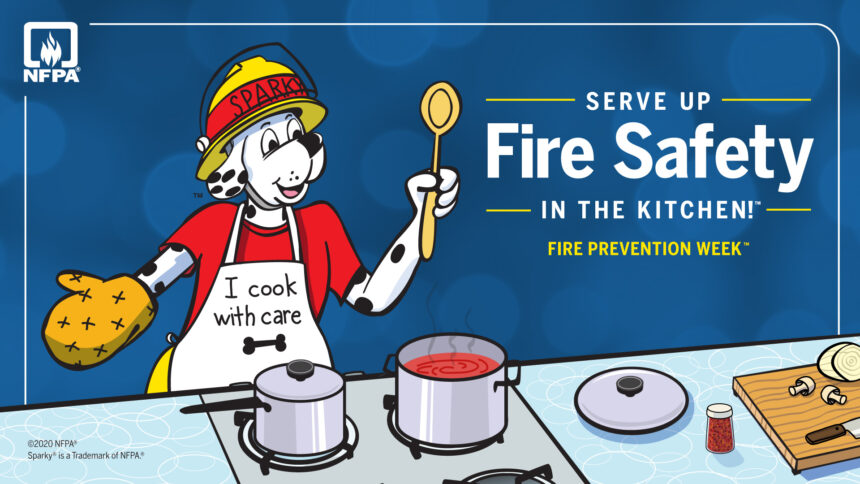 National Fire Prevention Week 2020