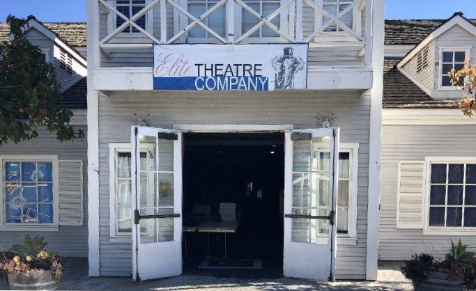 Elite Theatre polling place