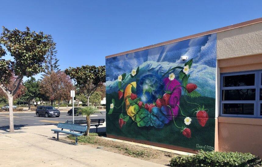 Oxnard Class of 2020 mural