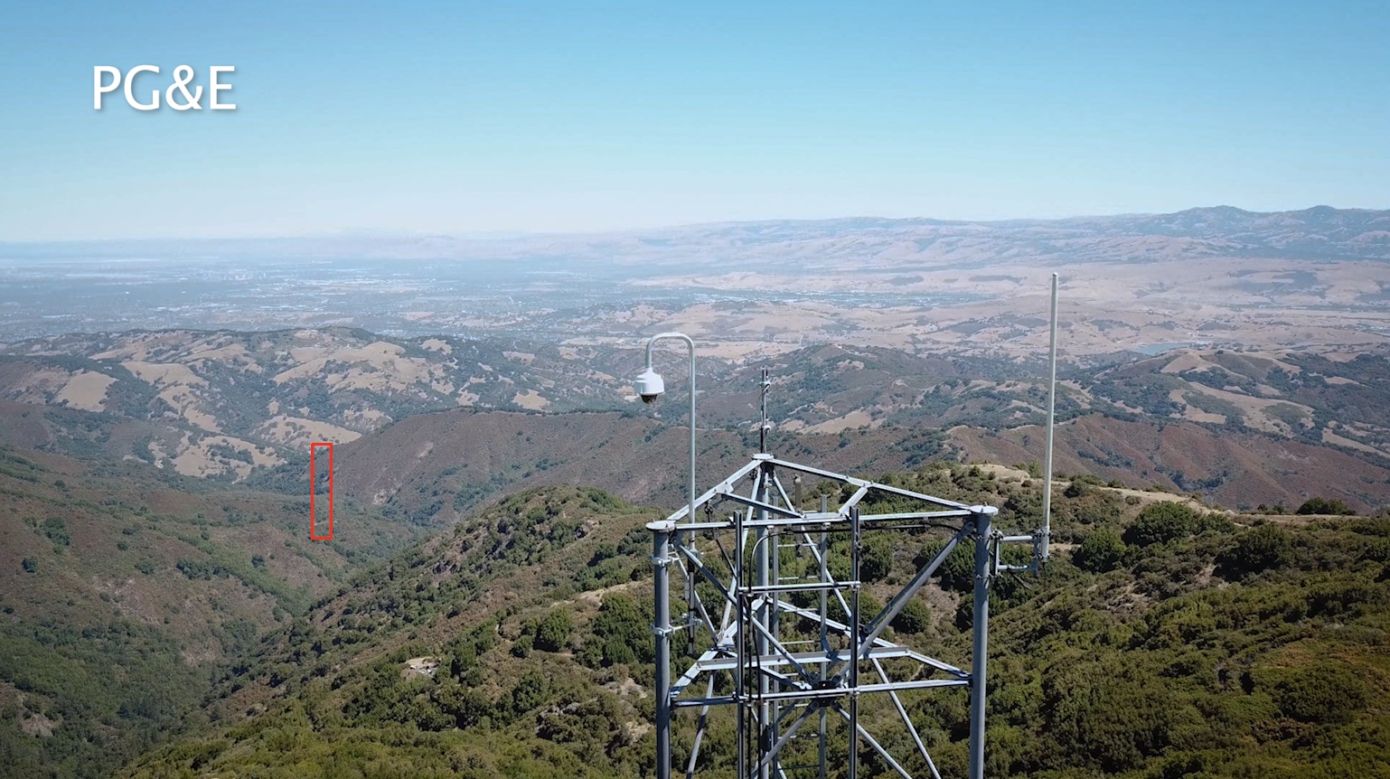 High-definition cameras helping PG&E and fire departments predict, respond to extreme wildfire danger - NewsChannel 3-12