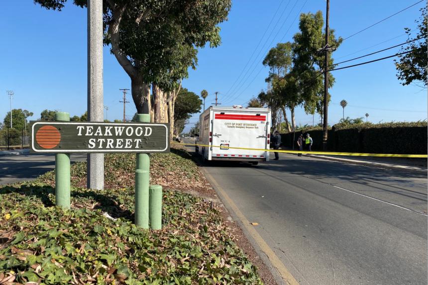 Teakwood Port Hueneme Fatal Hit and Run
