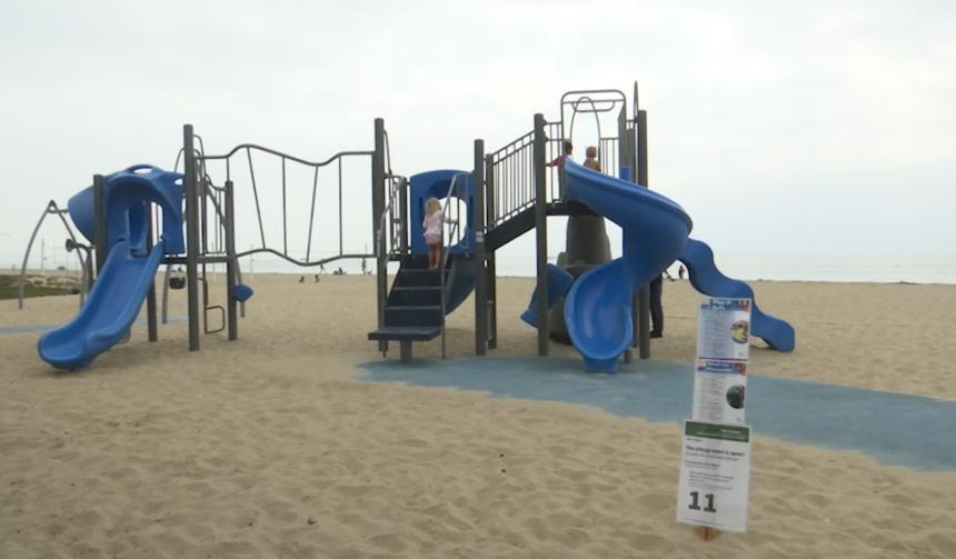 Cabrillo Pavilion Playground