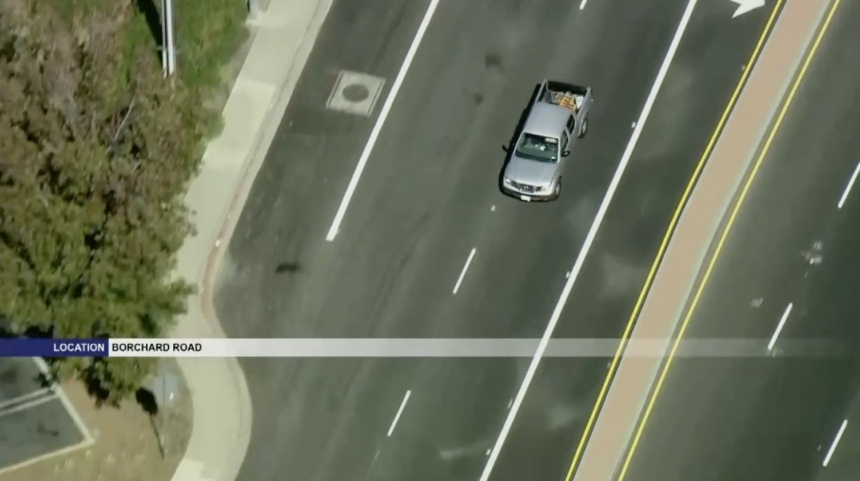 Oxnard Man Pursuit in Ventura County