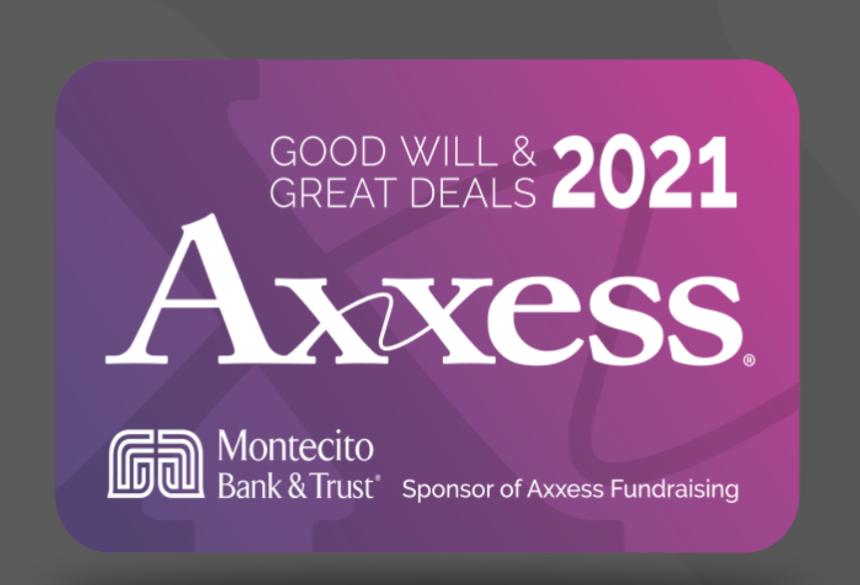 Axxess card