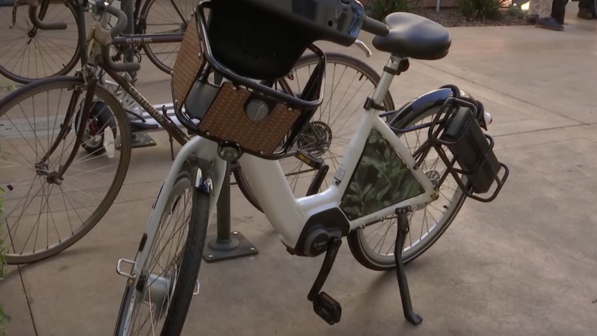 B-Cycle Bike Dec. 2019 bicycle