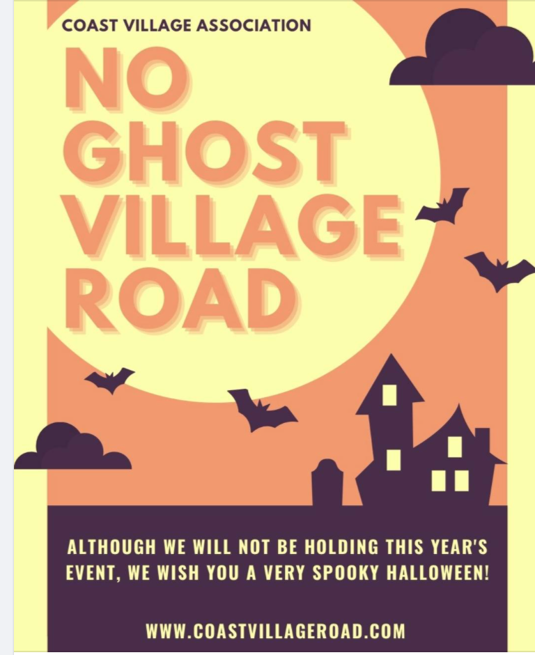 Ghost Village Road cancelled