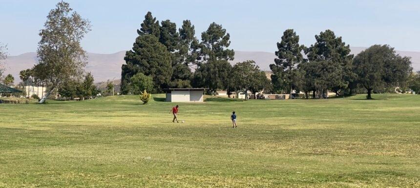 santa maria parks soccer field