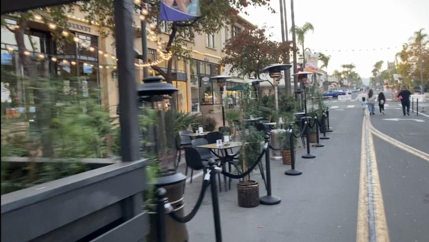 State St. promenade