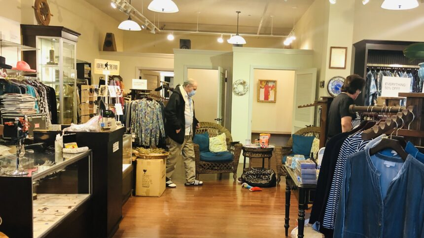 Island Outfitters on Linden