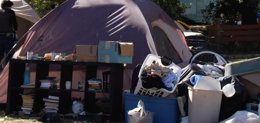 Isla Vista homeless