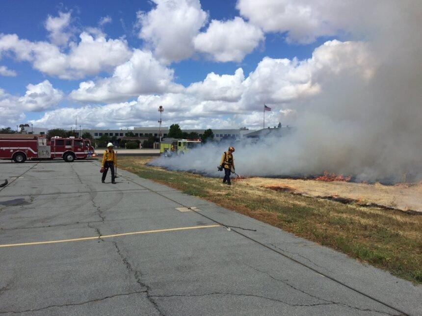 controlled burn pr airport 111520