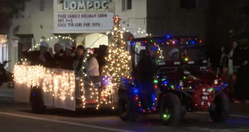 Lompoc cancels 2020 Children's Christmas Season Parade