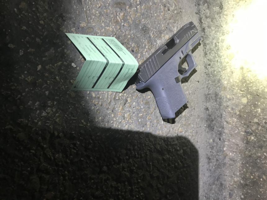 officer involved shooting GUN found ventura