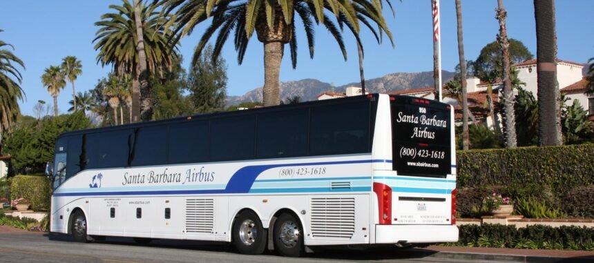 santa barbara airbus shuttle