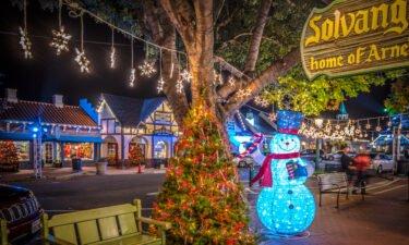 Solvang Christmas 5
