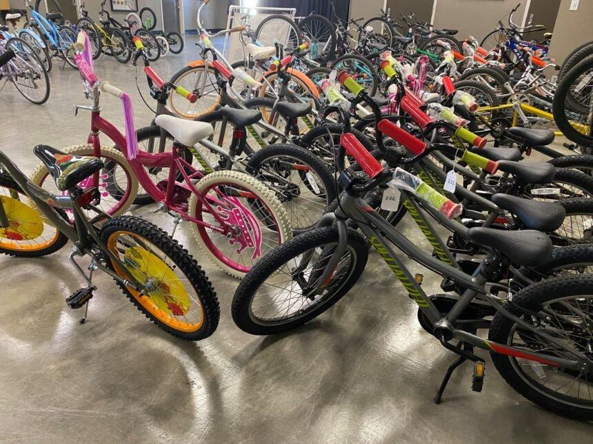 Bicycle Giveaway 3