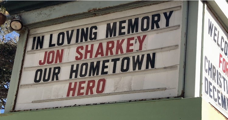 Former Mayor Jon Sharkey remembered