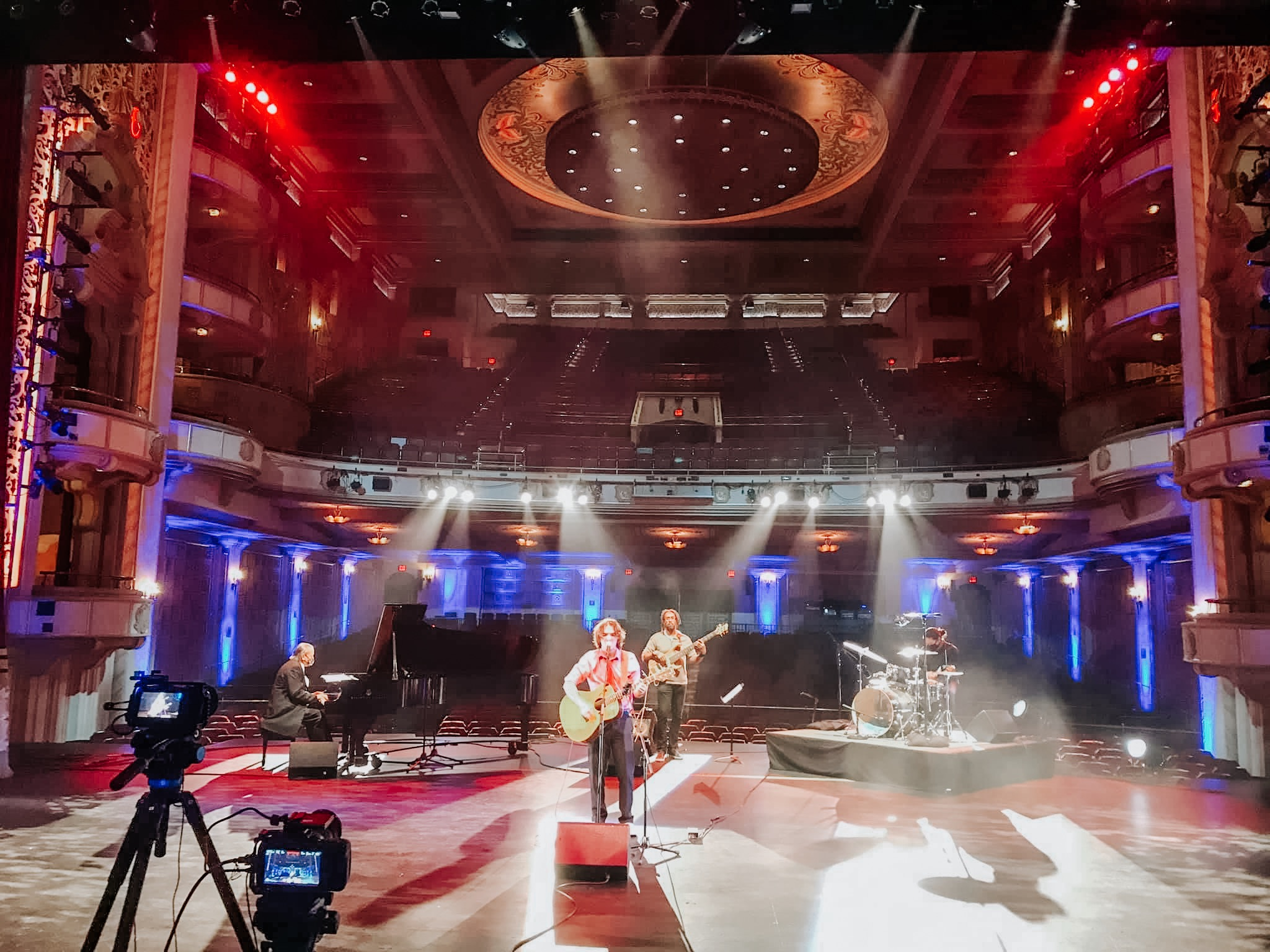The 2020 Winter Music Showcase was prerecorded at the Granada Theatre and will air on KEYT on Sunday.