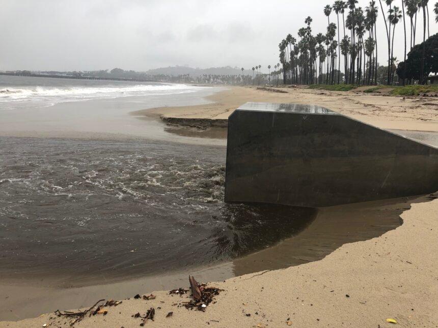 East Beach Storm Drain