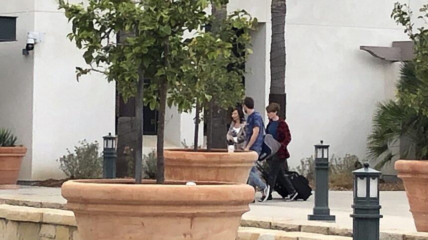 Santa Barbara Airport travelers