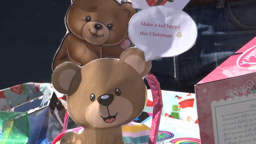 Teddy Bear Cancer Fdn. holidays