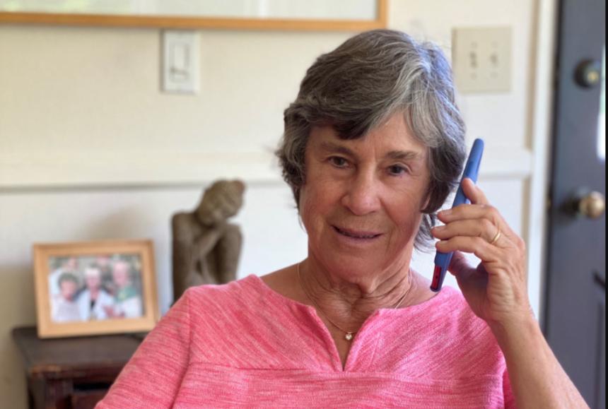 Holiday Senior Phone Call Bridge Program